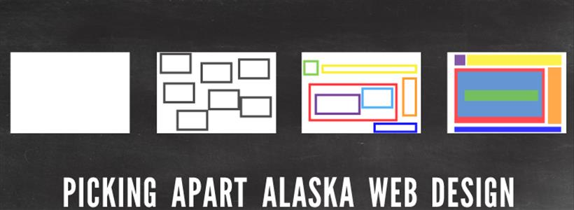 Great Example of Quality Alaska Website Design - With Analysis