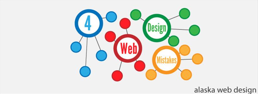 4 Most Common Alaska Web Design Mistakes