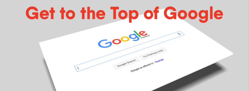 How to Get to the Top of Google Search Results (SEO)