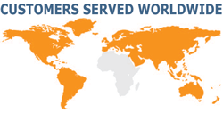 Customers Served Worldwide