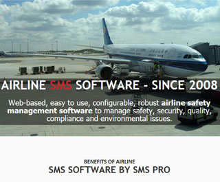 Anchorage Alaska Web Design Work - Aviation SMS Software