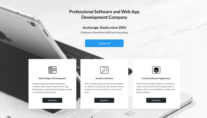 Anchorage Ak Web Design Development Company Best Business Apps