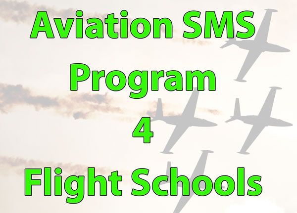 Aviation SMS Database Program for Flight Schools
