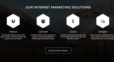 Internet Marketing Alaska website