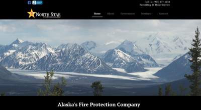 Alaska's Fire Protection Website