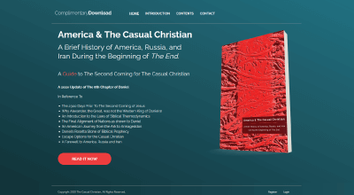 America & The Casual Christian